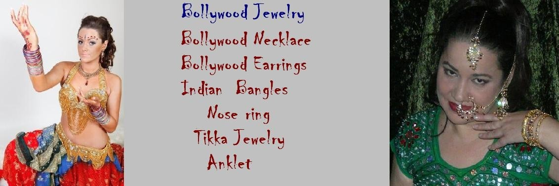 Bollywood indian jewellery