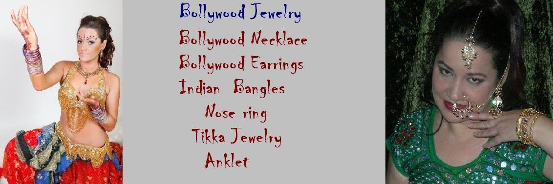 Bollywood indian jewellery