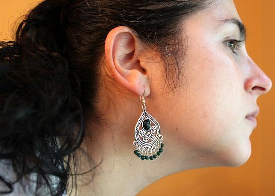 Tribal indian Earrings