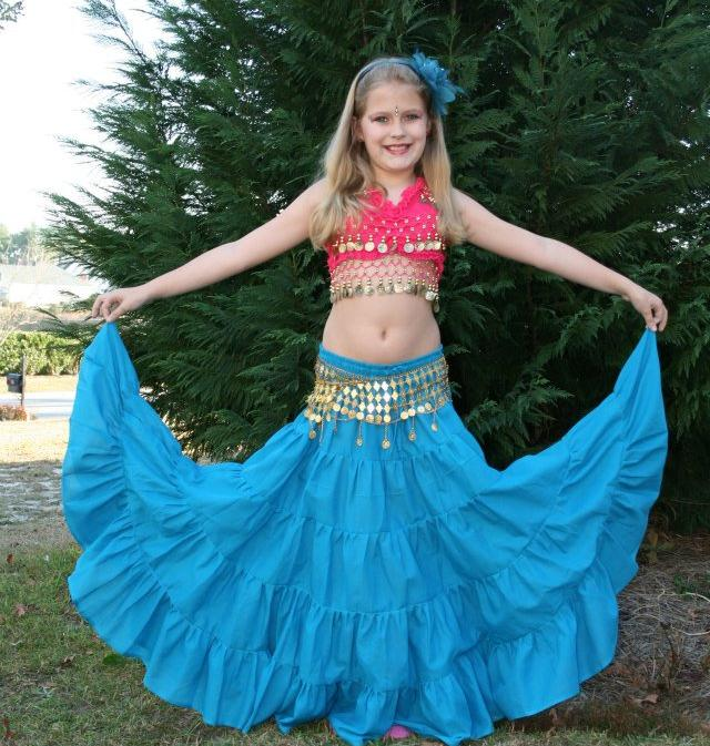 Kids dance costumes