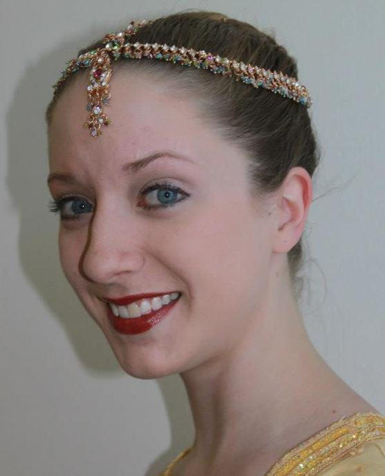 Indian tikka jewellery