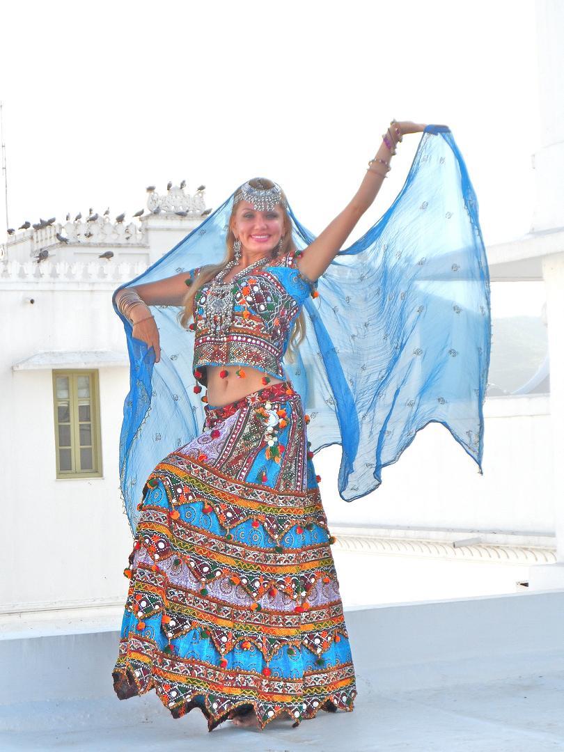 kalbeliya & Banjara costumes