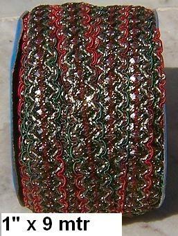 Sari border and trims