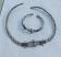 choker with pendant