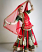 Ghumar dance costume