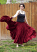 25 yard cotton gypysy skirt