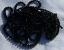 black indian beads