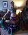 Sari gypsy costume