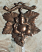 copper ganesha