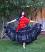 25 yard banjara gypsy skirt
