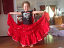 kids shisha gypsy skirt