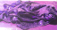 purple sequin trim