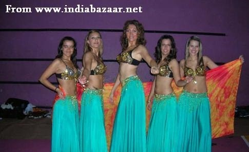 group orders for assorted colors of circle skirt