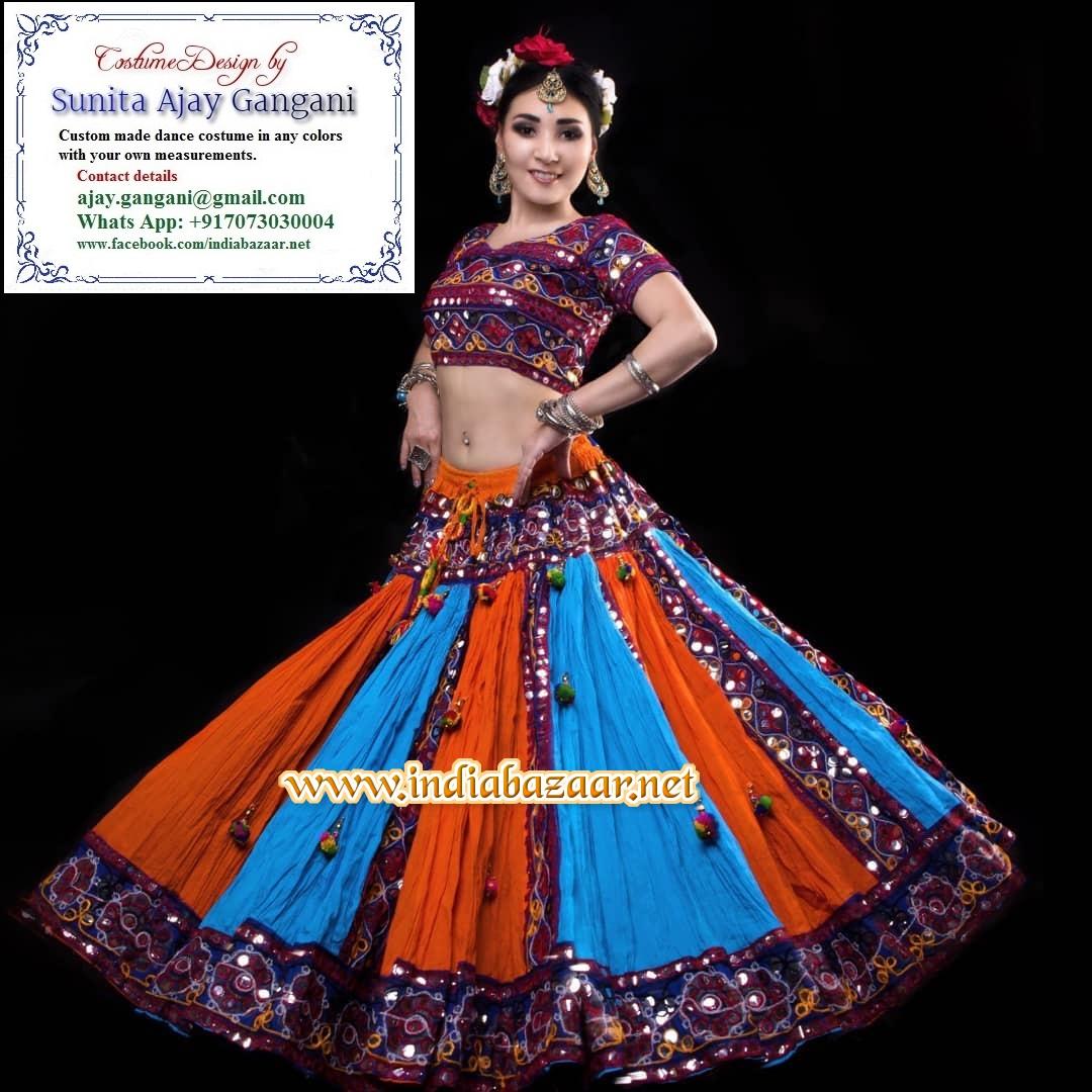 Banjara costume 6