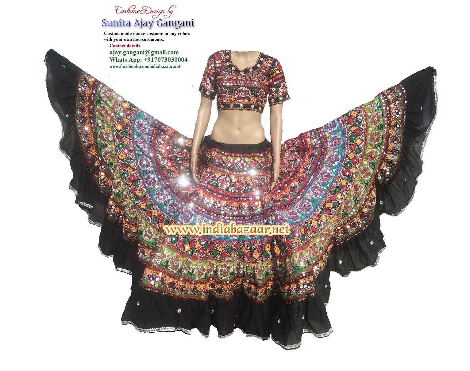 Banjara costume 1