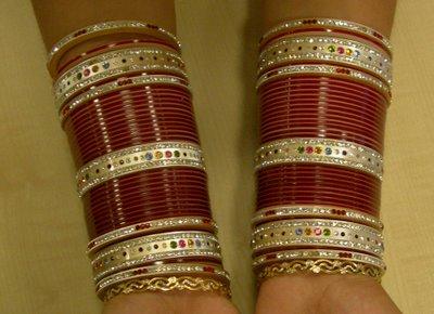 Punjabi Bridal Bangels set