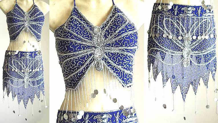 Belly dance costume 51