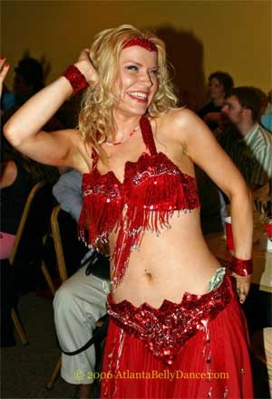 Belly dance costume 55