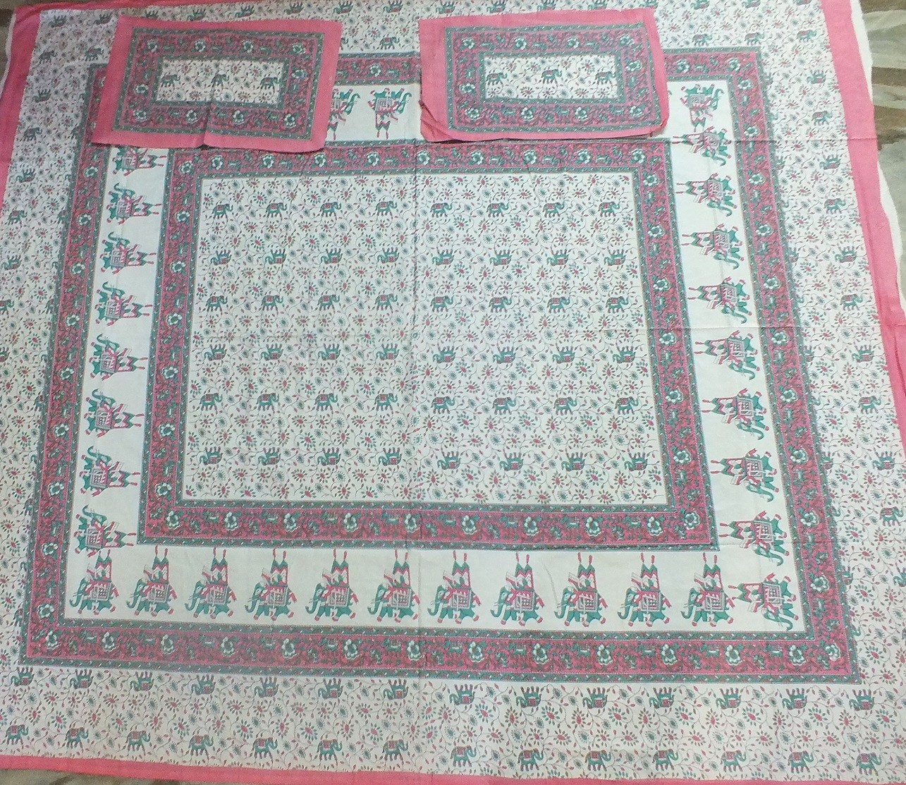 Indian Bed sheet 10