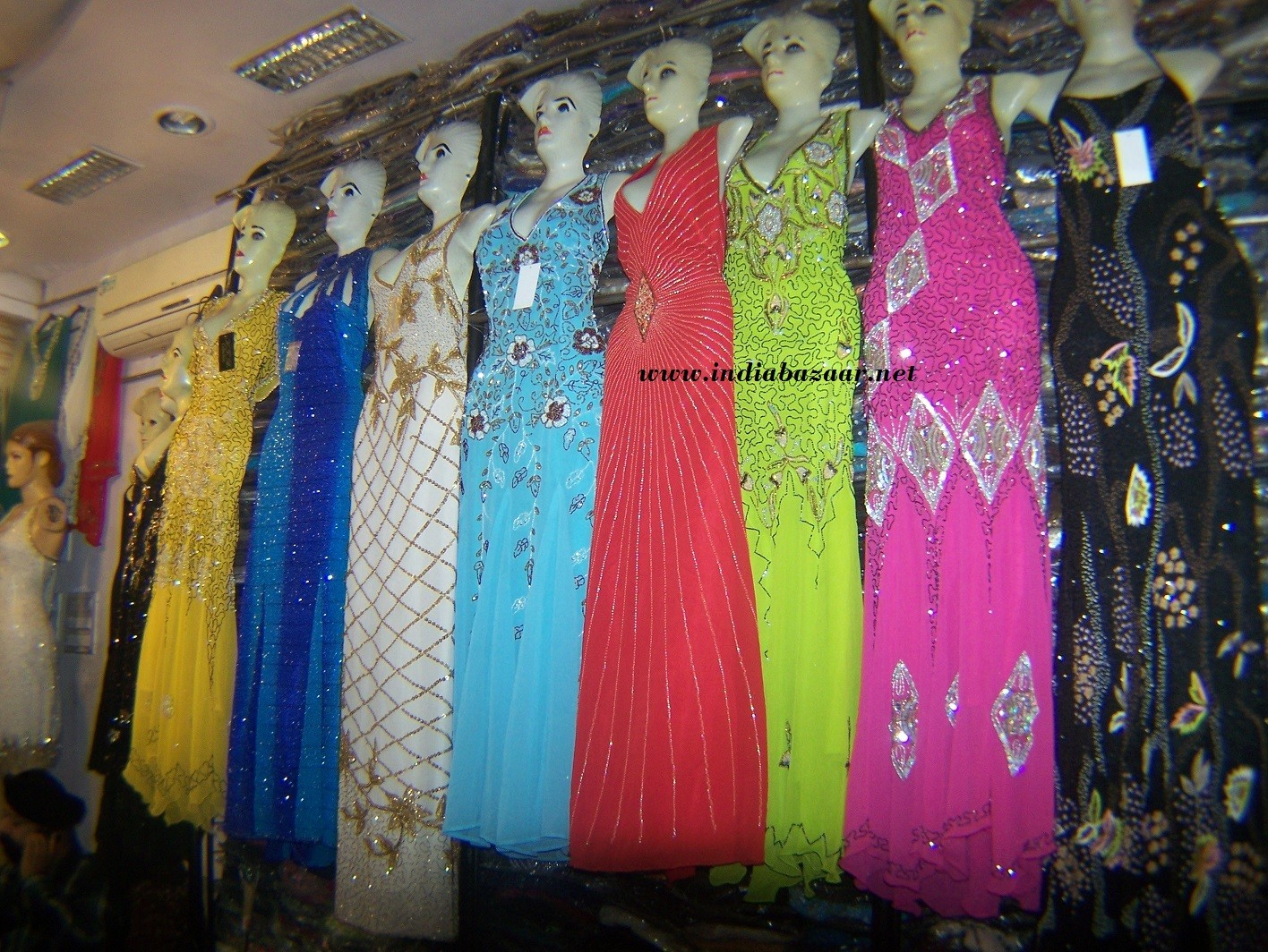 Belly dance dress 36