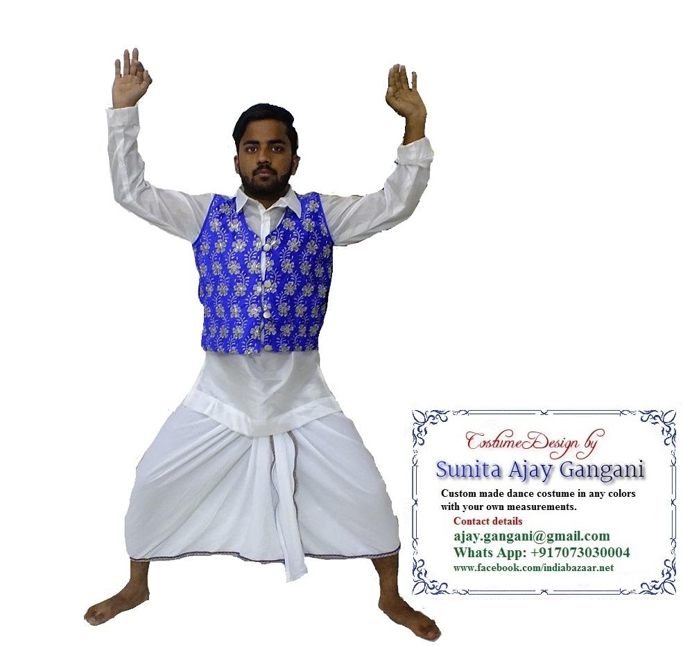 bhangara boys costume