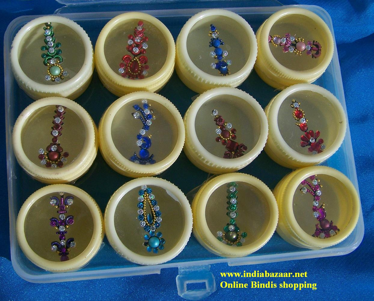 Box of 20 bindi