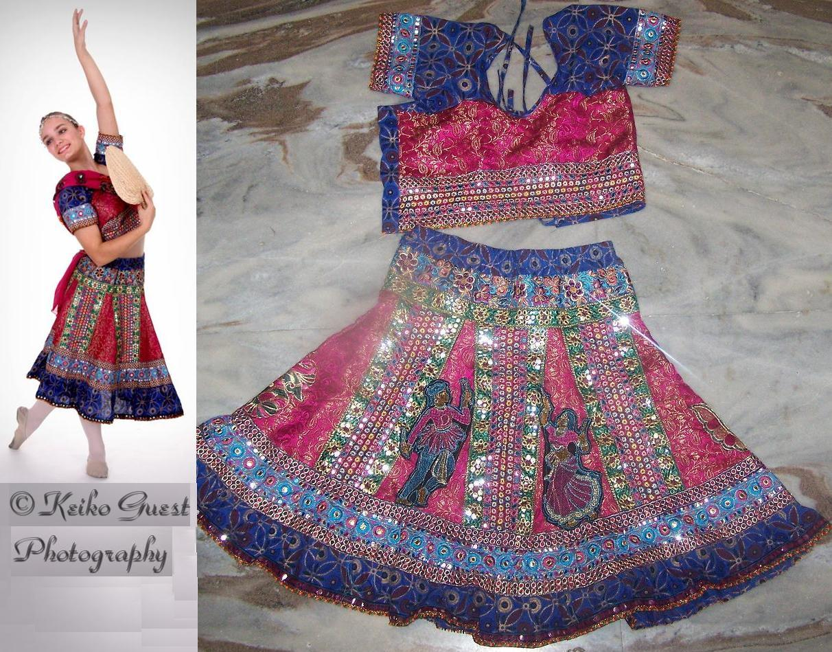 Bollywood costume 12