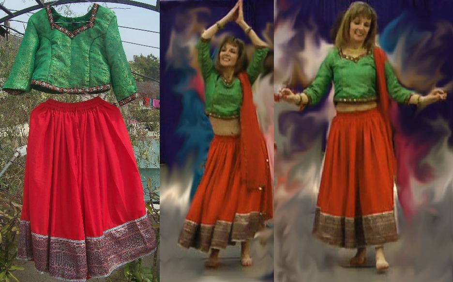 Bollywood costume 16