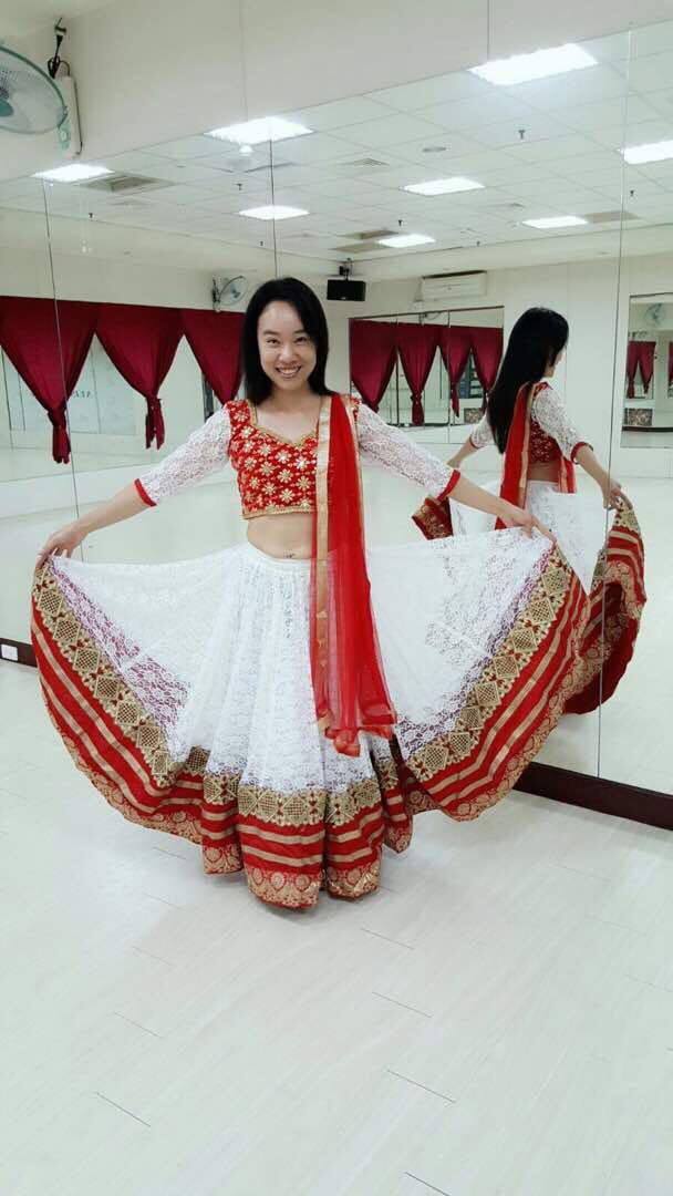 Bollywood costume 1