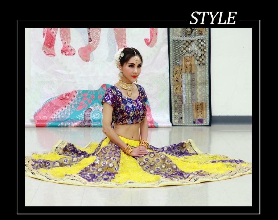 Bollywood costume 14