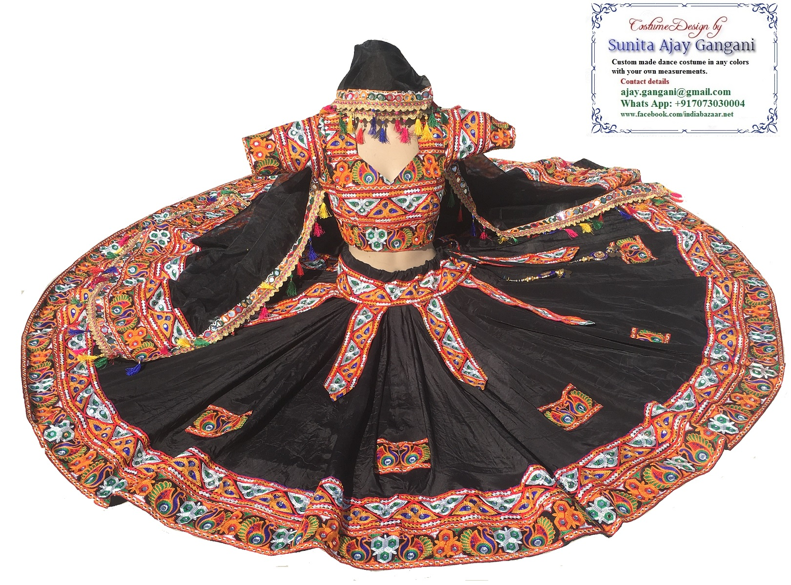 bollywood costume 143