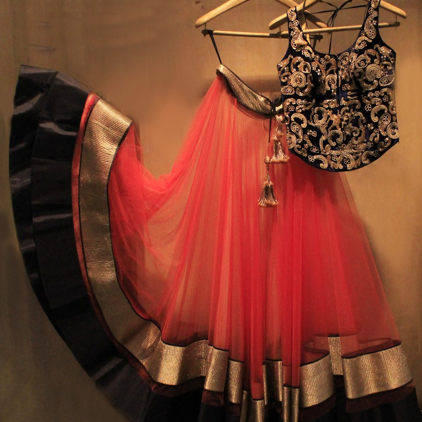Bollywood costume 50