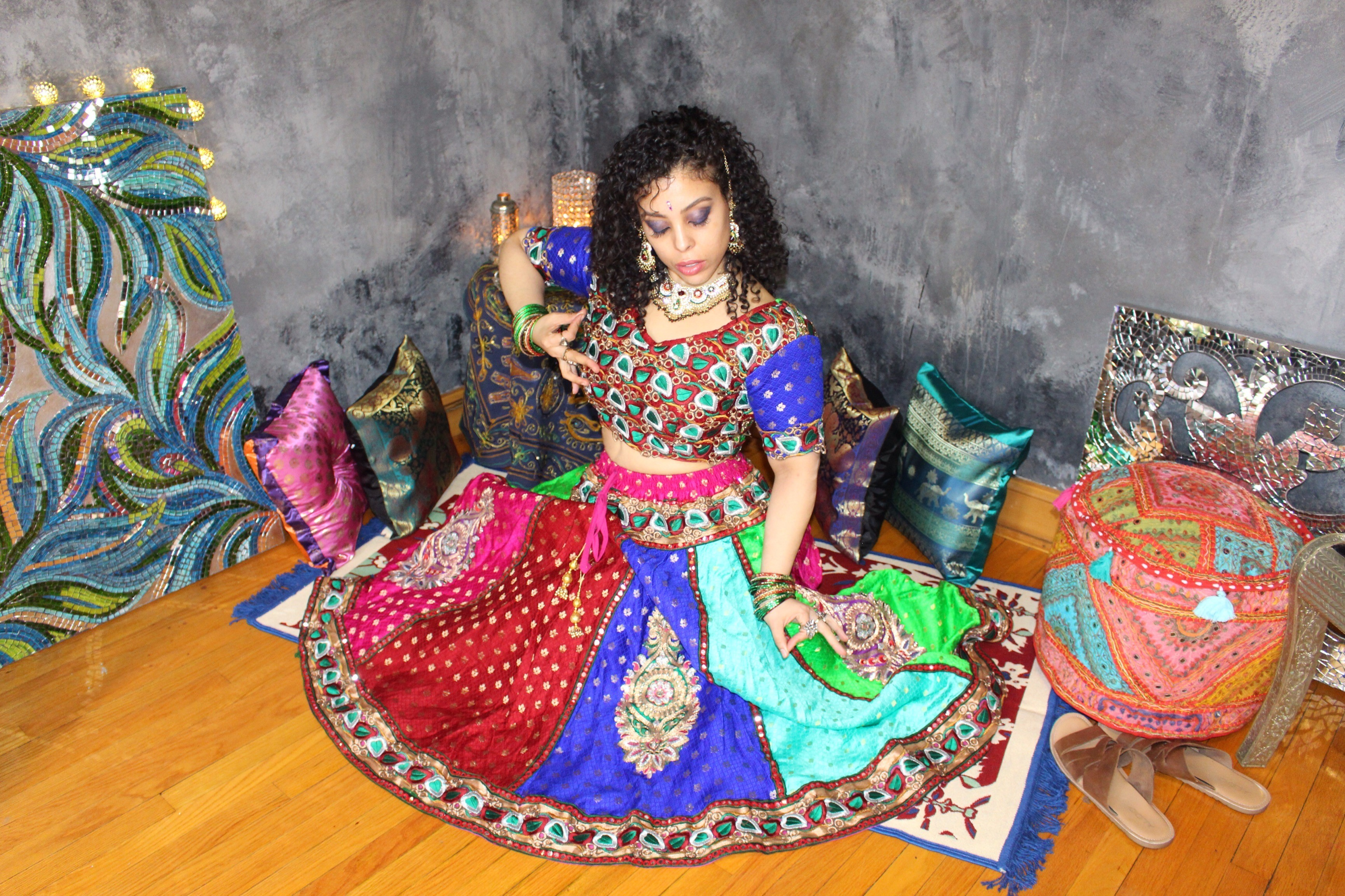 Bollywood costume 56