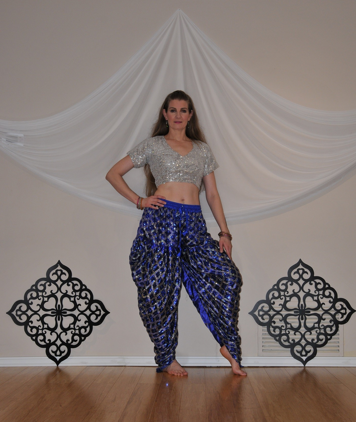 Bollywood dance costume 81
