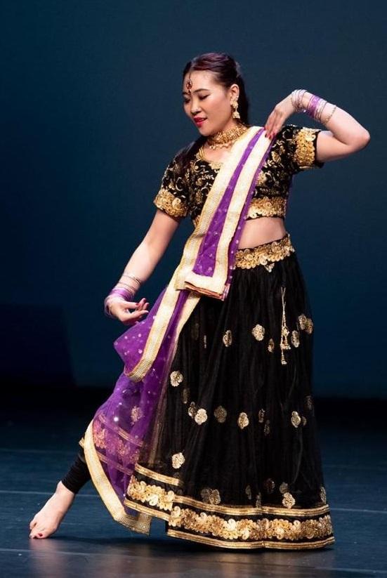 Bollywood costume 9