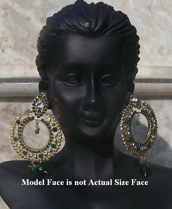 Bollywood earrings  15