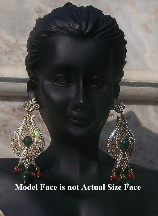 Bollywood earrings  17
