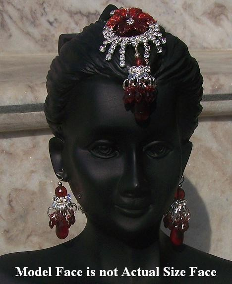 Bollywood earrings  3