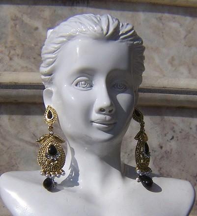 Bollywood earrings  32