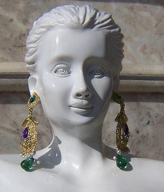 Bollywood earrings  33