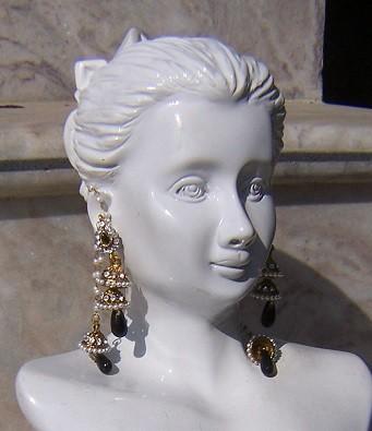 Bollywood earrings  35