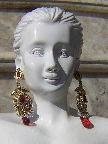 Bollywood earrings  37
