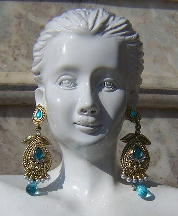 Bollywood earrings  38