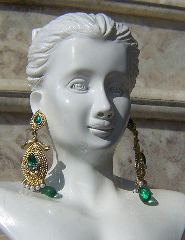 Bollywood earrings  39