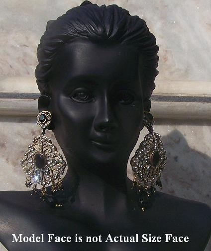 Bollywood earrings 5
