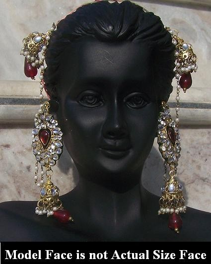 Bollywood earrings  8