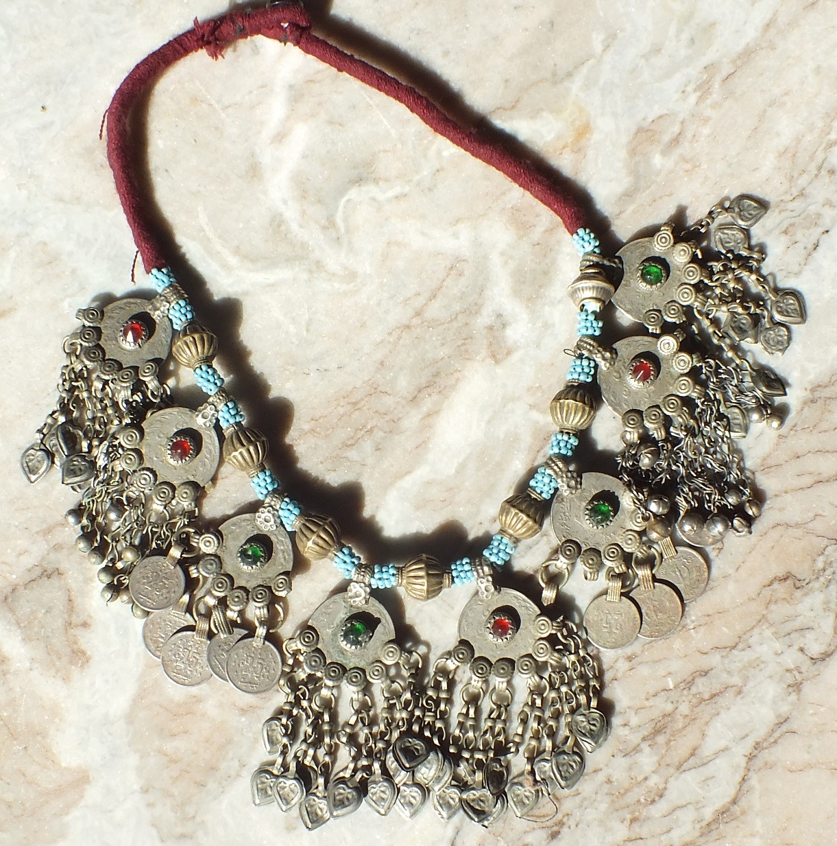 Tribal kuchi Choker 31