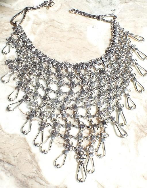 Tribal kuchi necklace 33