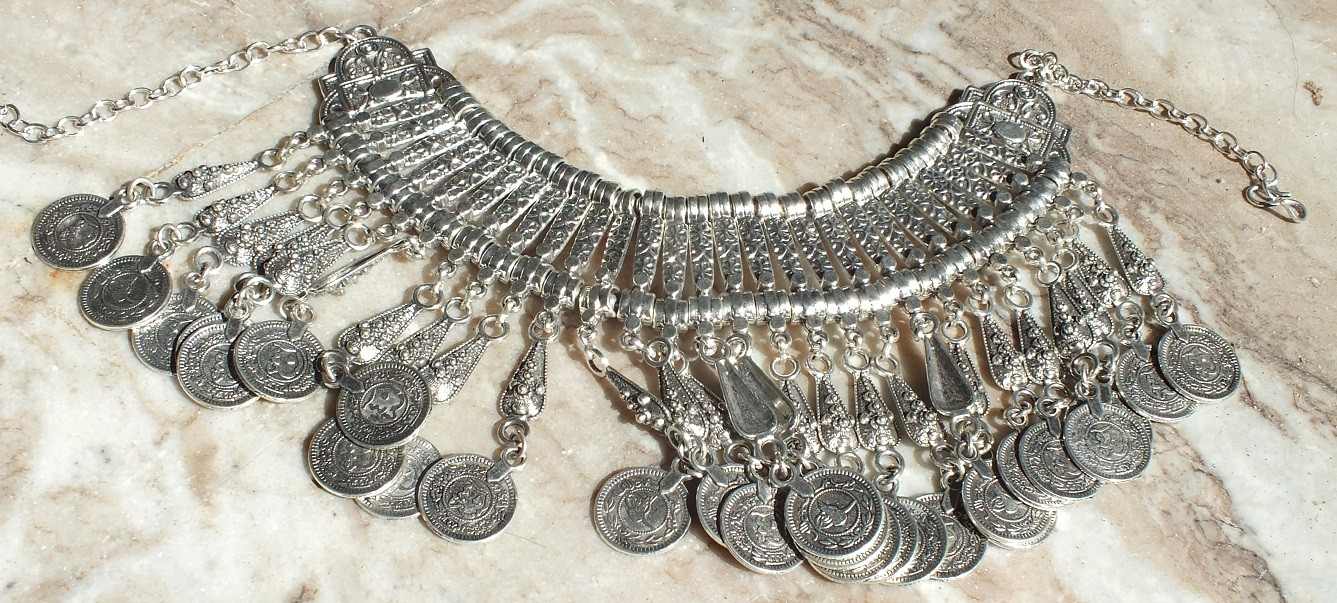 Tribal kuchi Choker 40