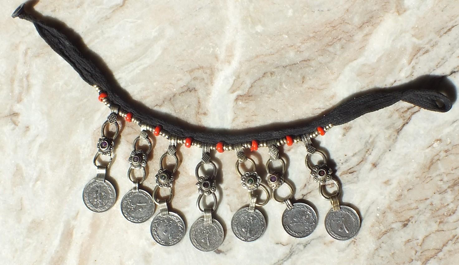 Tribal kuchi Choker 7